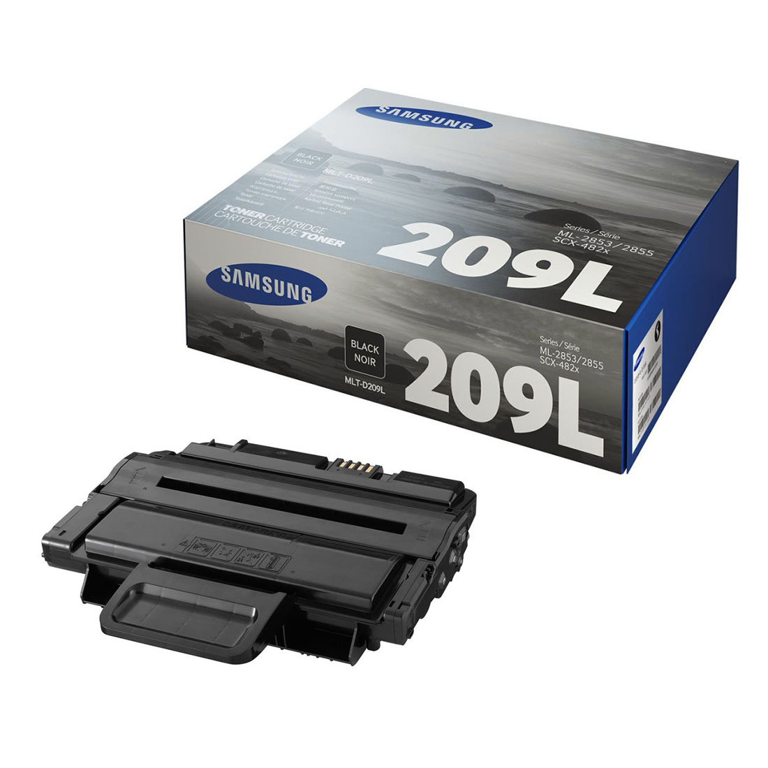 Заправка картриджа MLT-D209L для Samsung SCX-4824