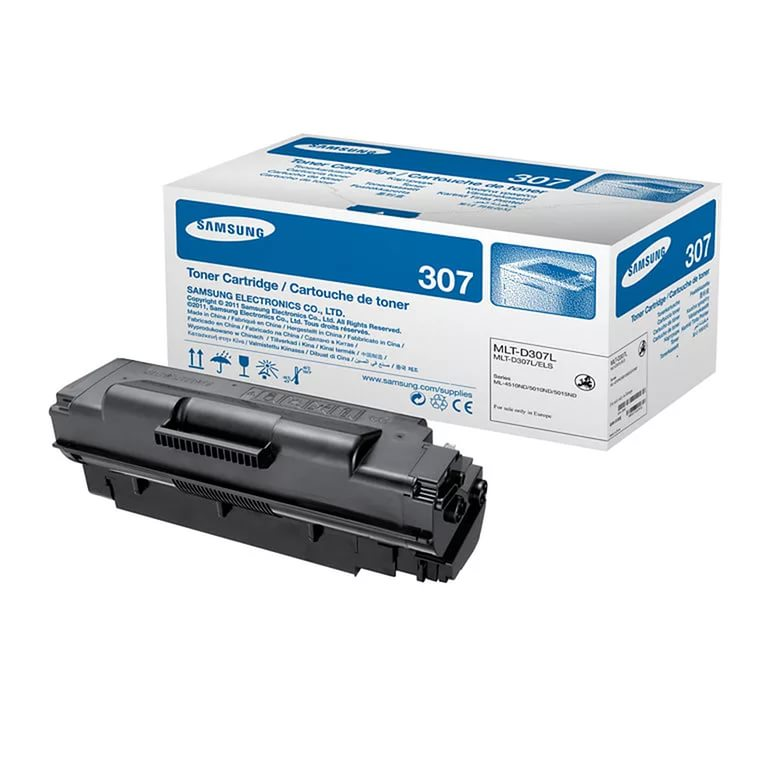 Заправка картриджа MLT-D307L для Samsung ML-5010