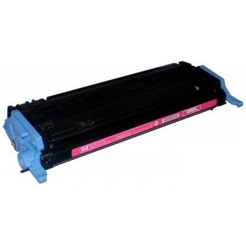 Заправка картриджа Q6003A для HP Color LaserJet 2600
