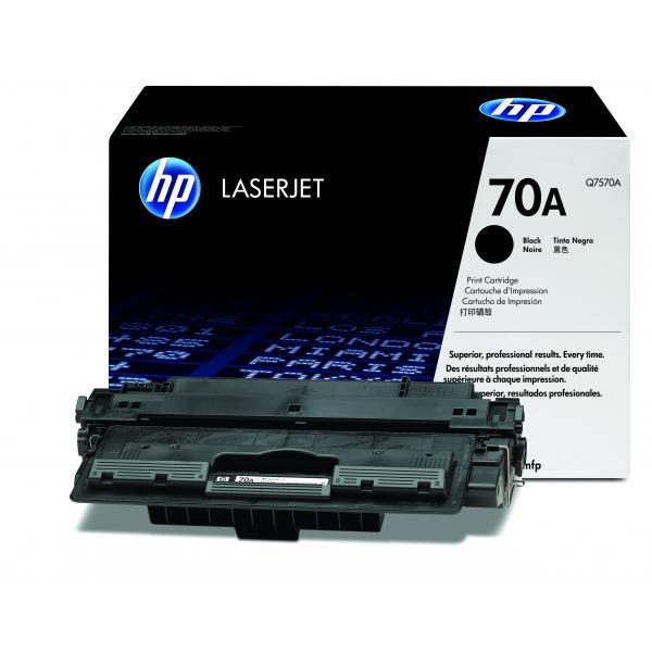 Заправка картриджа Q7570A для HP LaserJet M5025