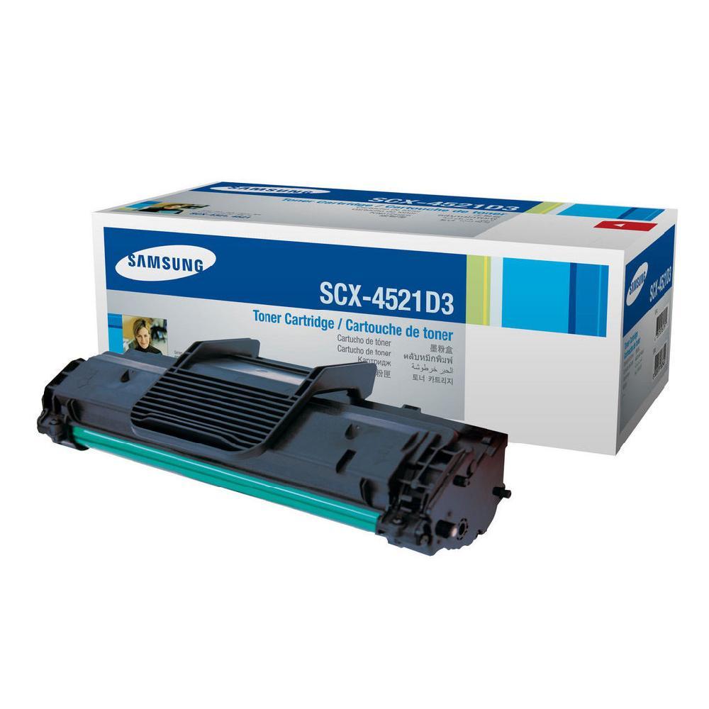 Заправка картриджа SCX-4521D3 для Samsung SCX-4521