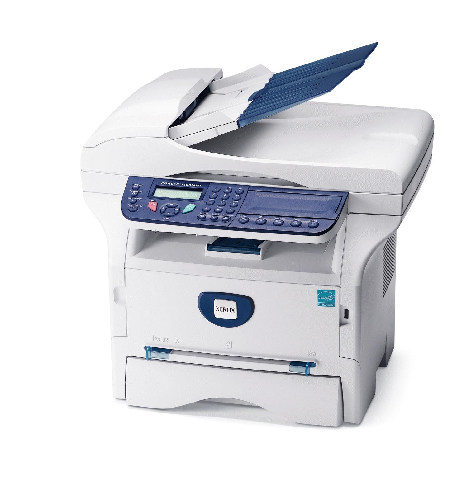 Ремонт принтера Xerox Phaser 3100