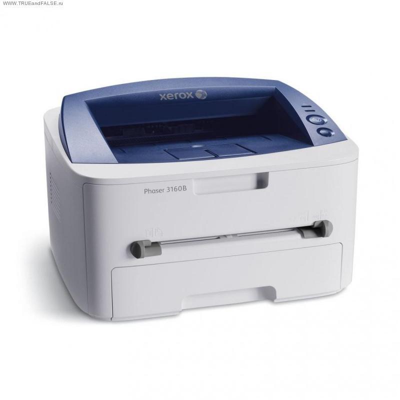 Ремонт принтера Xerox Phaser 3160