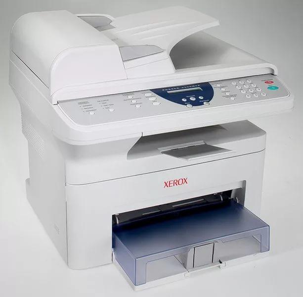 Ремонт принтера Xerox Phaser 3200