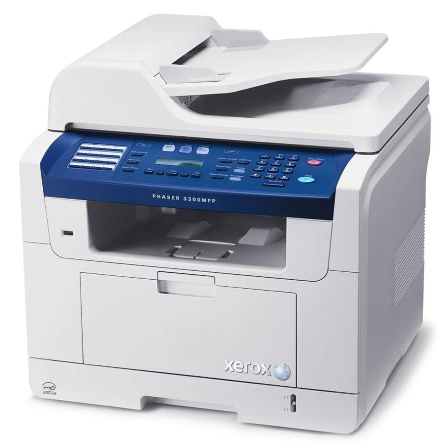 Ремонт принтера Xerox Phaser 3300