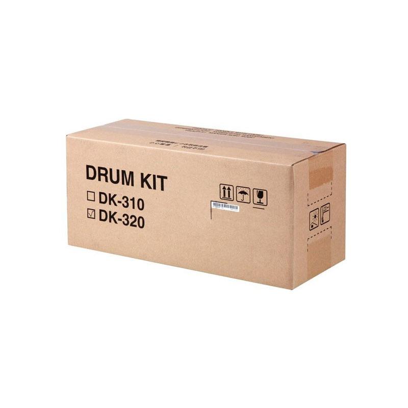 Восстановление картриджа DK-320 для Kyocera FS-2020