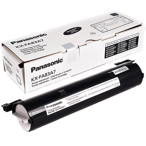 Заправка картриджа KX-FA83A для Panasonic KX-FL543