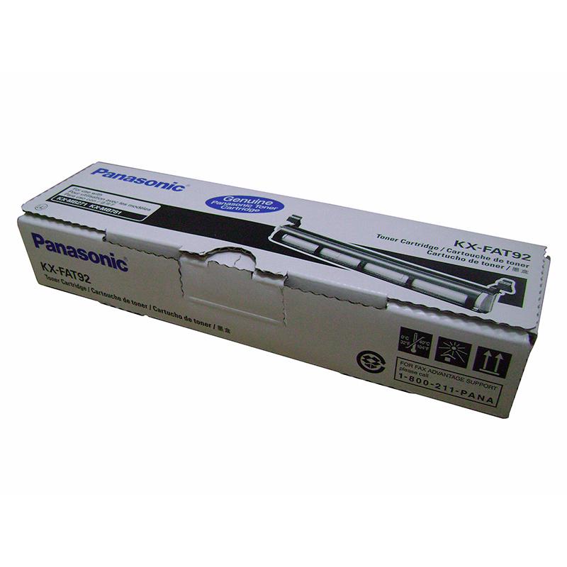 Заправка картриджа KX-FAT92A для Panasonic KX-MB263