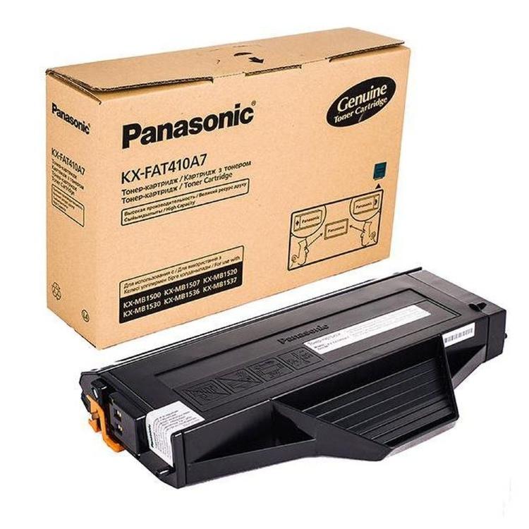 Восстановление картриджа KX-FAT410A7 для Panasonic KX-MB1500