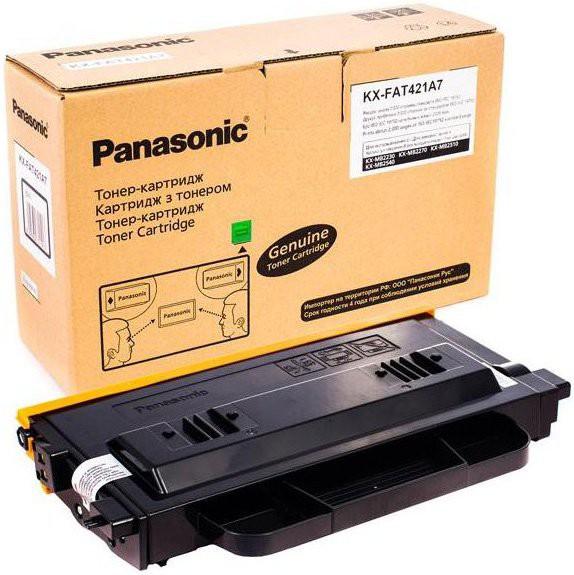 Заправка картриджа KX-FAT421A7 для Panasonic KX-MB2230