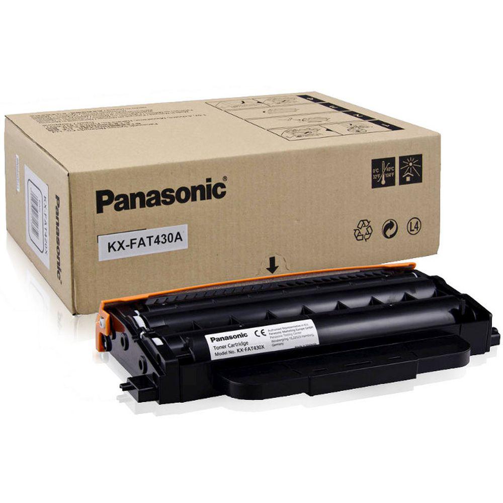 Заправка картриджа KX-FAT430A7 для Panasonic KX-MB2230