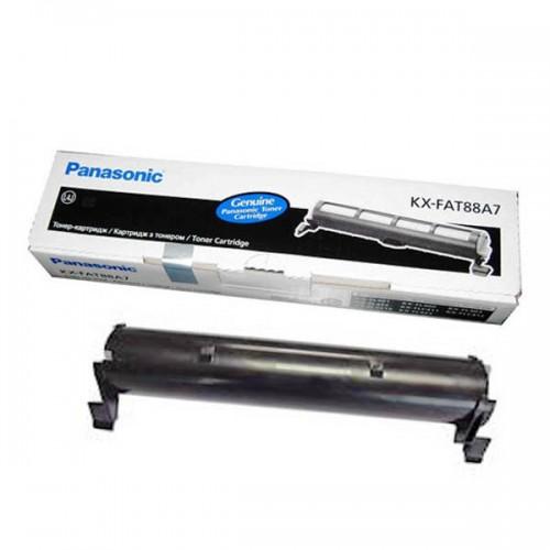 Заправка картриджа KX-FAT88A для Panasonic KX-FL423