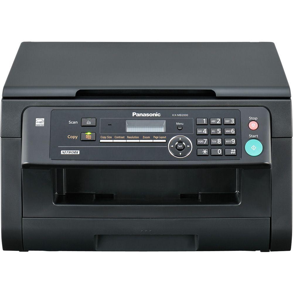 Ремонт принтера Panasonic KX-MB2000