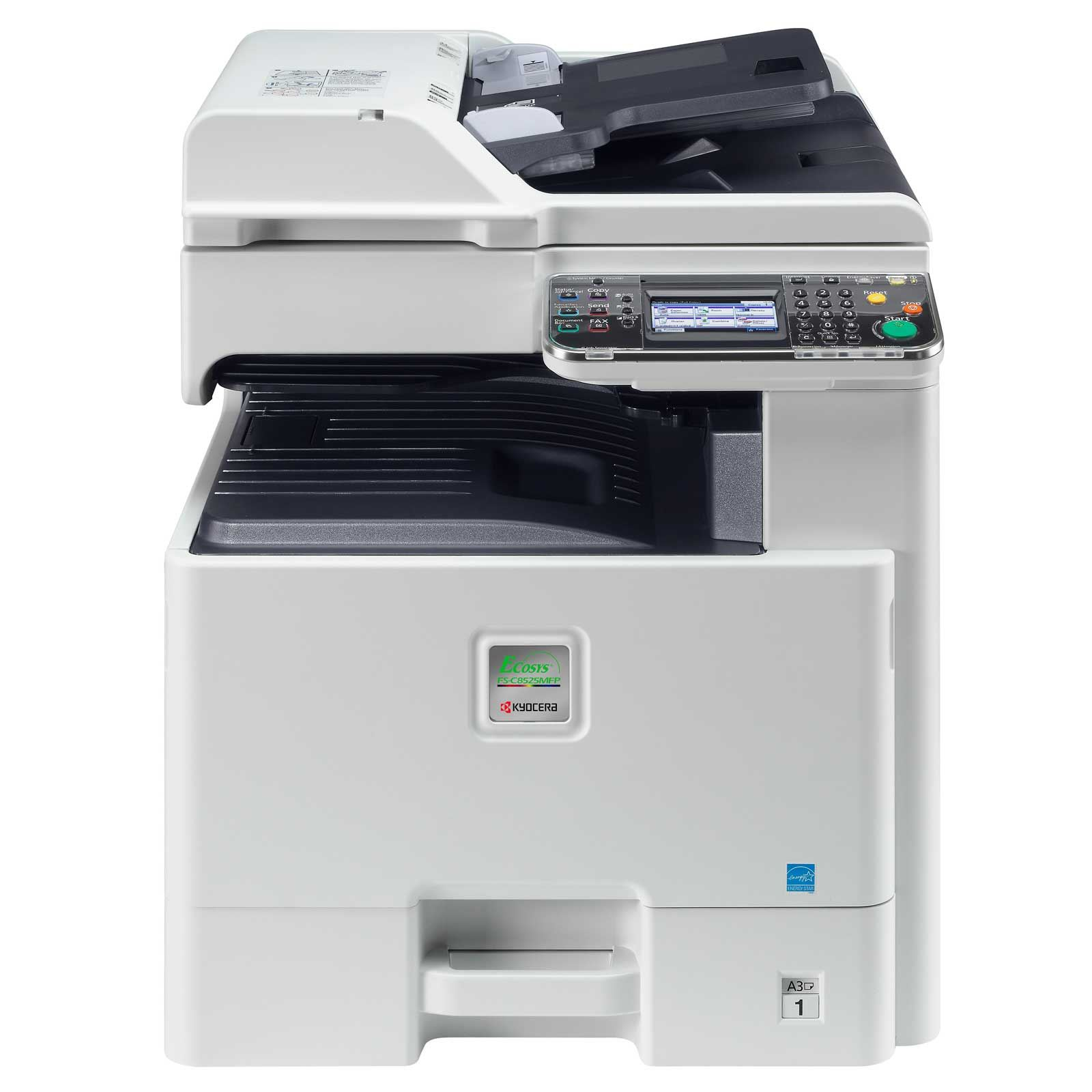 Ремонт принтера Kyocera FS-C8520