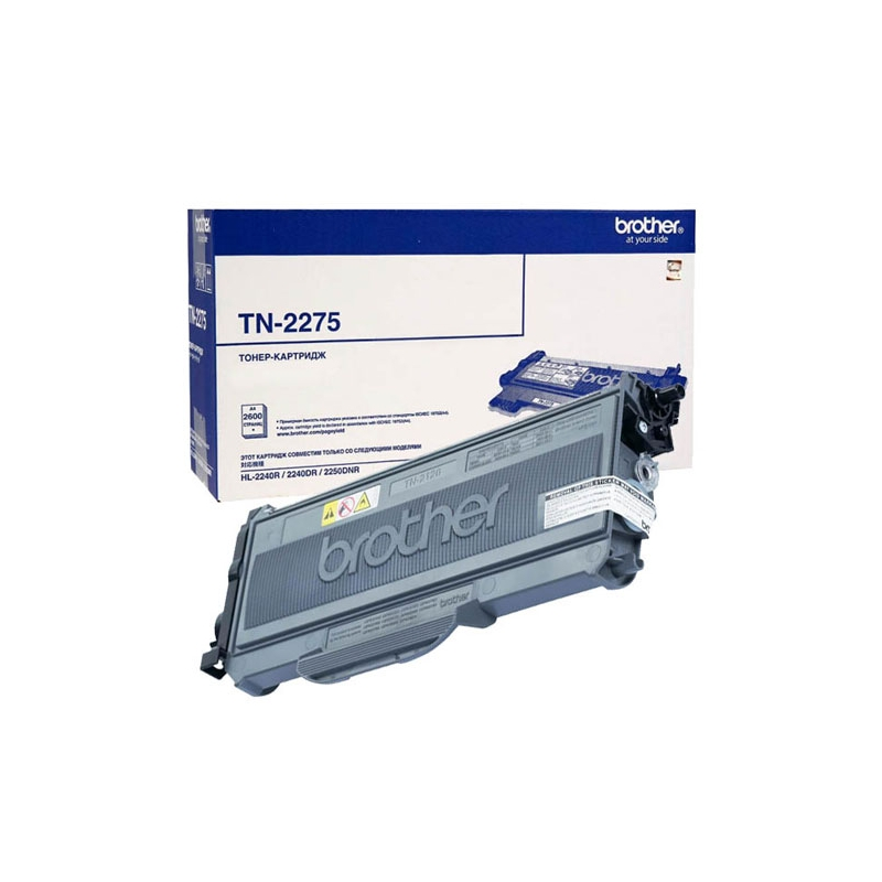 Заправка картриджа TN-2275 для Brother HL-2240