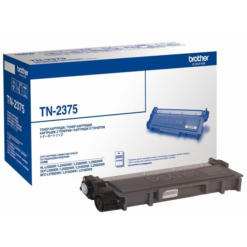 Заправка картриджа TN-2375 для Brother HL-L2300