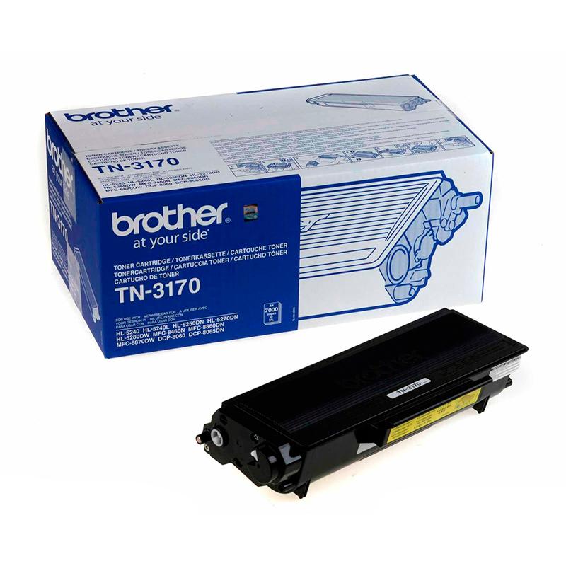 Заправка картриджа TN-3170 для Brother HL-5240