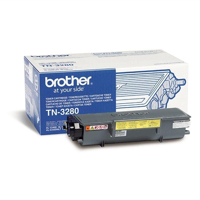 Заправка картриджа TN-3280 для Brother HL-5340