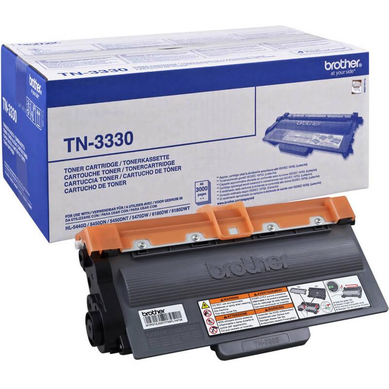 Заправка картриджа TN-3330 для Brother HL-5440