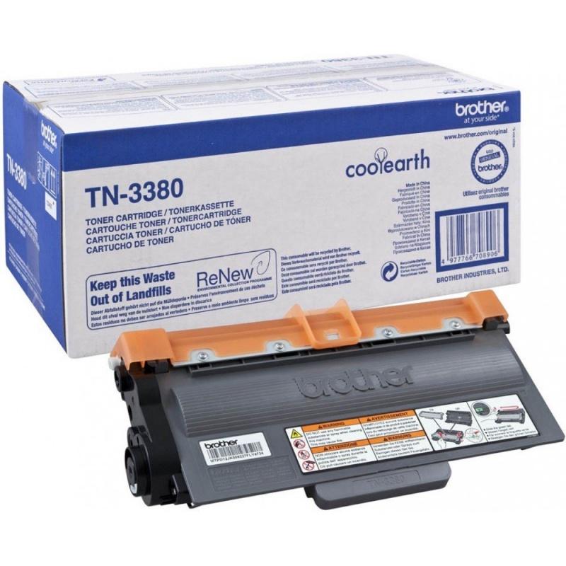 Заправка картриджа TN-3380 для Brother HL-5440