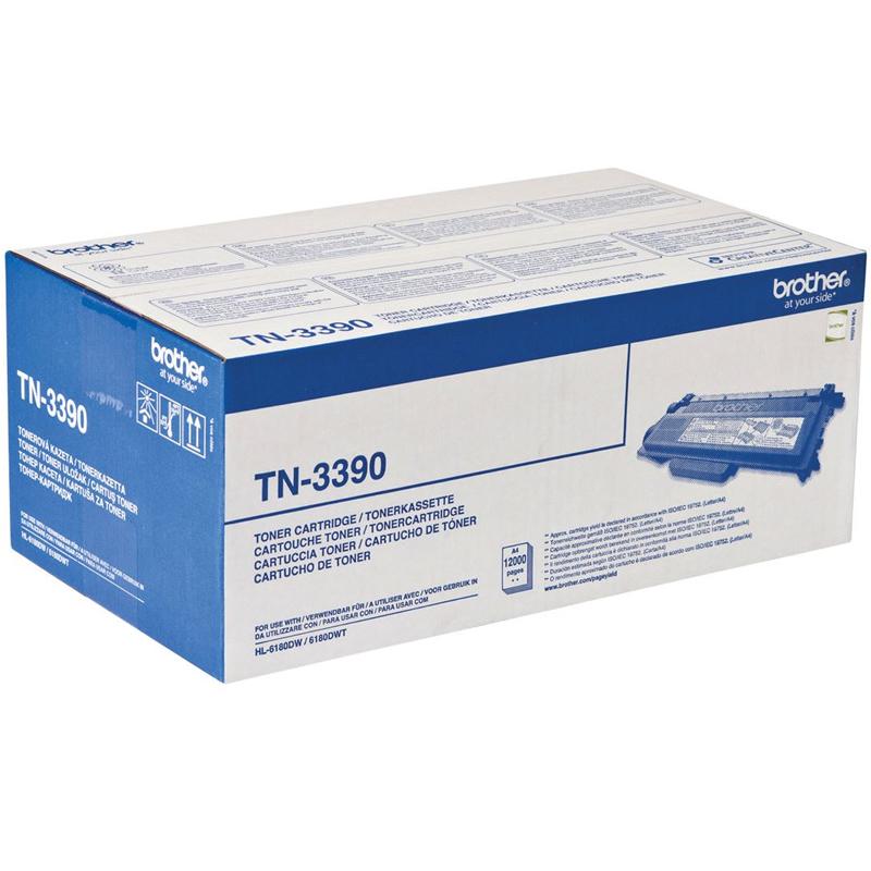 Заправка картриджа TN-3390 для Brother HL-6180