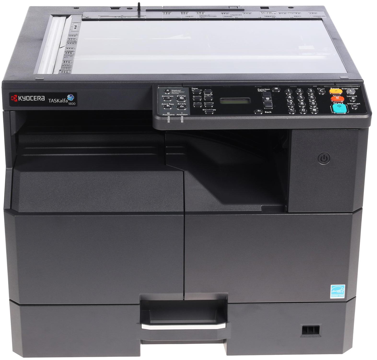 Ремонт принтера Kyocera TASKalfa 1800