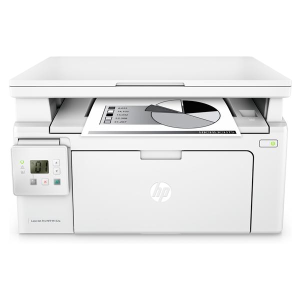 Ремонт принтера HP LaserJet Pro M132a