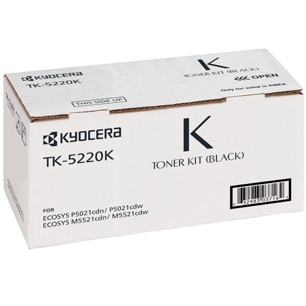 Заправка картриджа TK-5220K