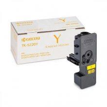 Заправка картЗаправка картриджа TK-5220 Yриджа TK-5220 Y