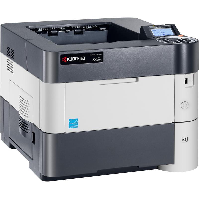 Ремонт принтера Kyocera EcoSys P3050