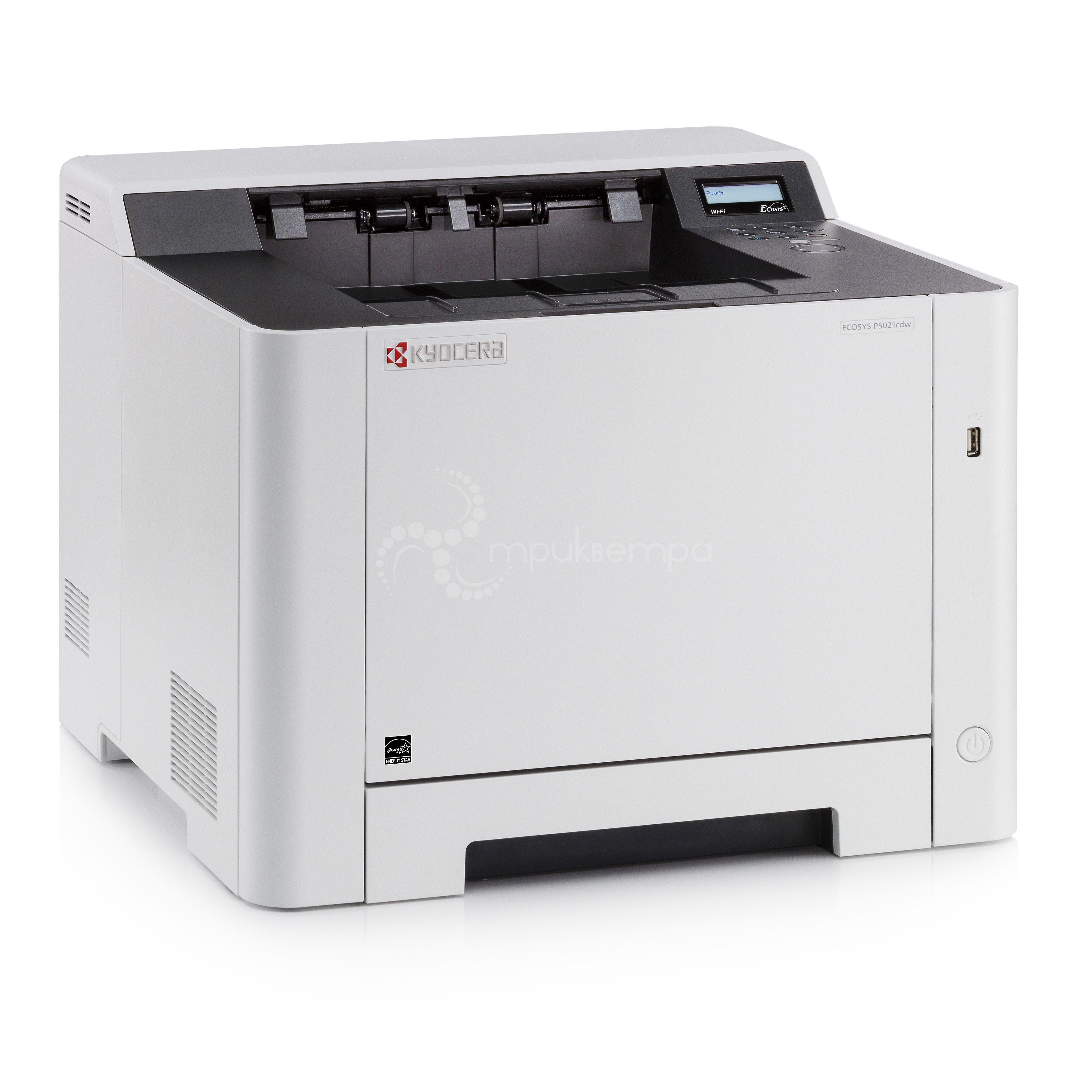 Ремонт принтера Kyocera EcoSys P5021