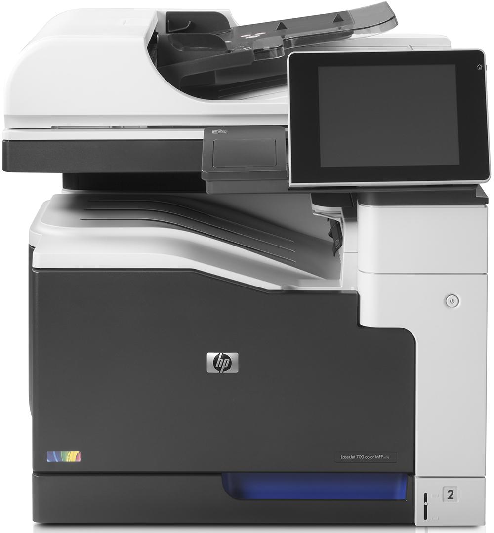 Ремонт принтера HP Color LaserJet M775