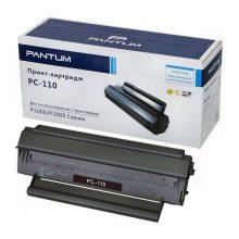 Заправка картриджа Pantum PC-110